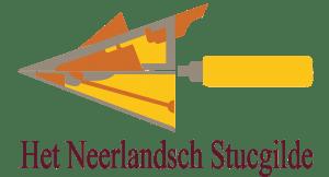 Logo van het Neerlands Stucgilde