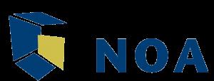 Logo van nederlands ondernemersvereniging voor afbouw bedrijven (NOA)